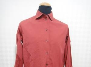 Men's Red Dress Shirt