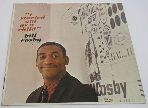 Bill Cosby, <i>I Started Out as a Child</i>, 1964