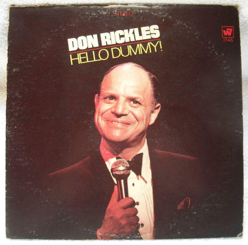 Don Rickles, <i>Hello Dummy</i>, 1968