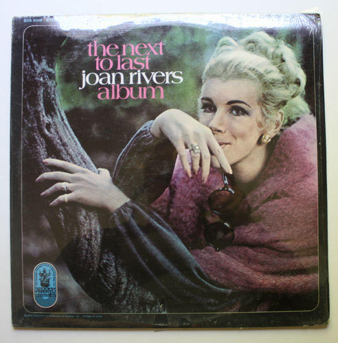 Joan Rivers, <i>The Next to Last Joan Rivers Album</i>, 1970