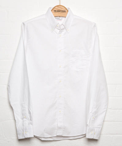 Oxford Hugger Shirt