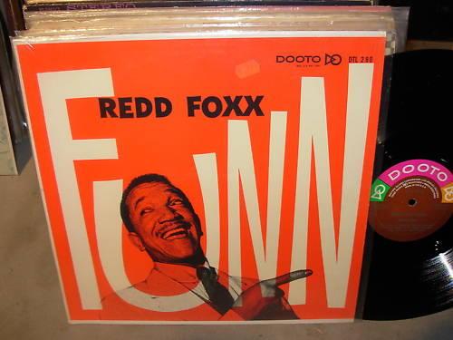 Redd Foxx, <i>Funn</i>, 1960
