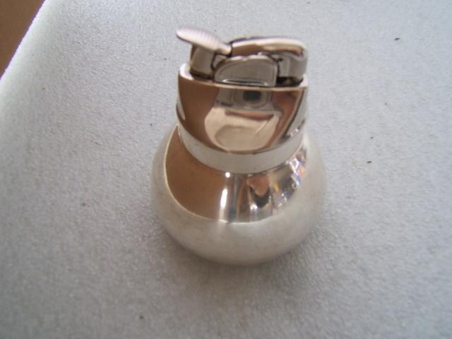 Sterling Silver Table Lighter