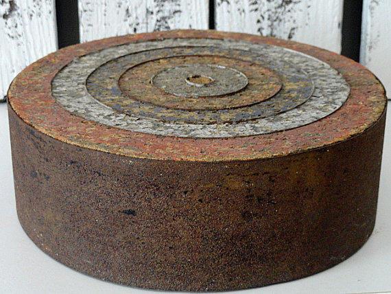 Vintage Cork Target