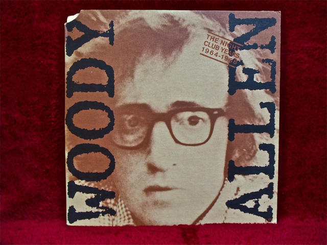Woody Allen, <i>The Night Club Years 1964-1968</i>, 1972