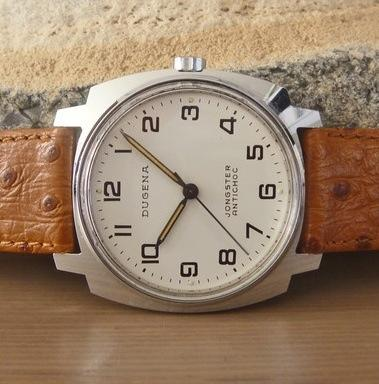 1960s Jongster Watch