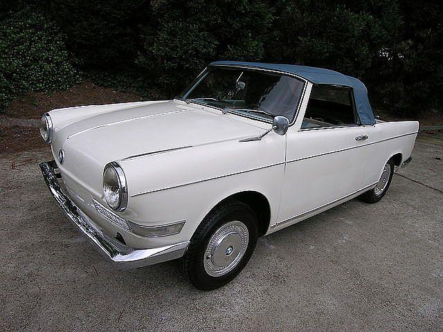 1963 700 Cabriolet