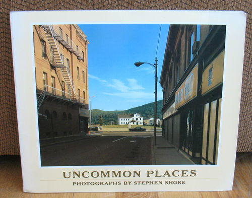 <i>Uncommon Places</i>, by Stephen Shore (1st edition)