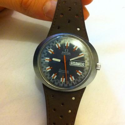 Automatic Racing Dial Wristwatch