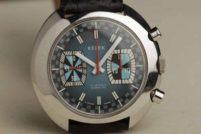 Chronograph with Racing Dial