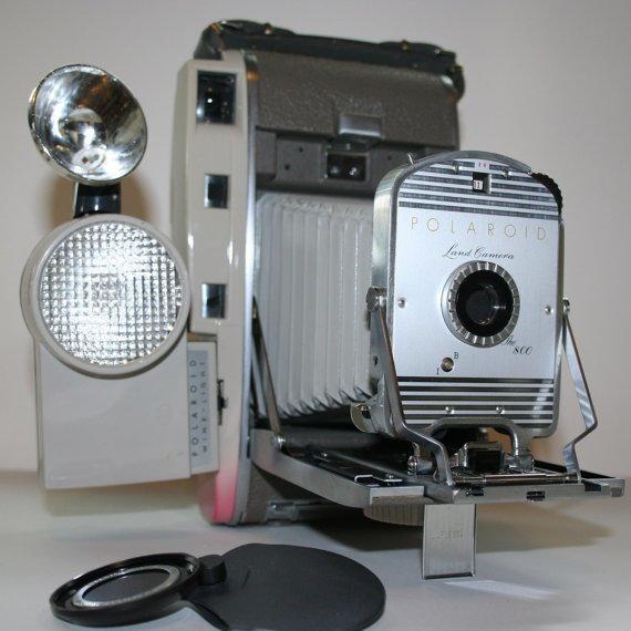 Land Camera 800