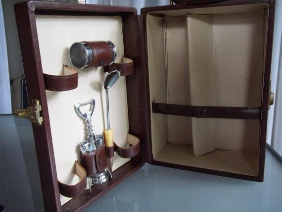 Vintage Portable Bar