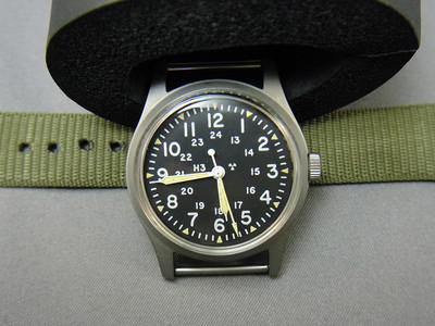 Military Vintage Watch
