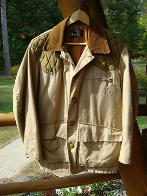 Vintage Shooting Jacket