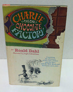 <i>Charlie and The Chocolate Factory</i>, by Roald Dahl