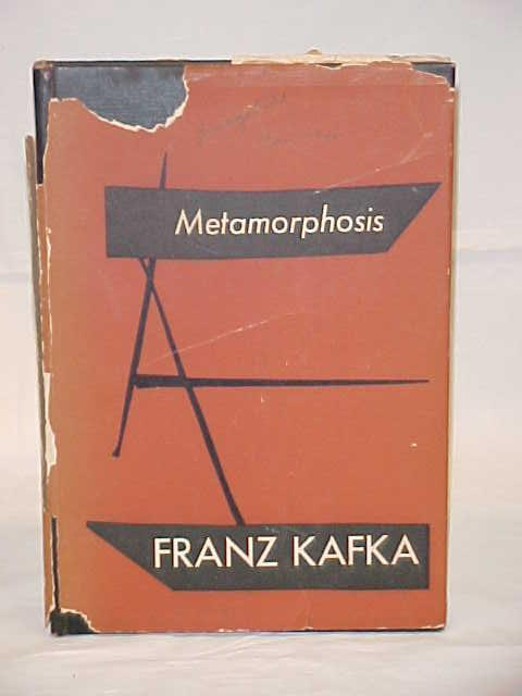 <i>Metamorphosis</i>, by Franz Kafka