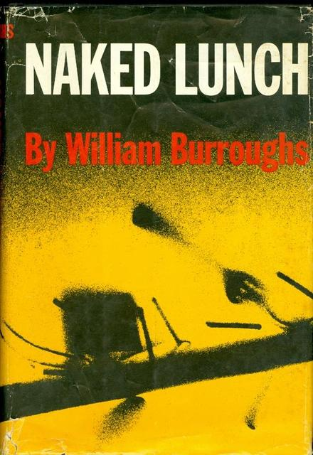<i>Naked Lunch</i>, by William S. Burroughs