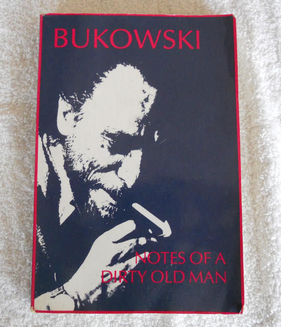 &lt;i&gt;Notes of a Dirty Old Man&lt;/i&gt;, by Charles Bukowski (1st edition)