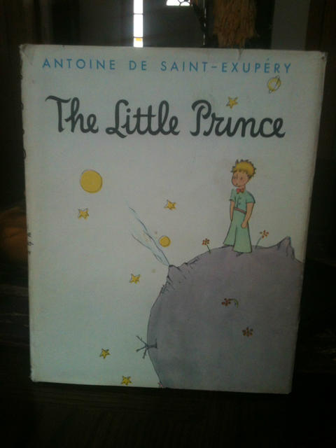 <i>The Little Prince</i>, by Antoine de Saint-Exupéry (1st US edition)