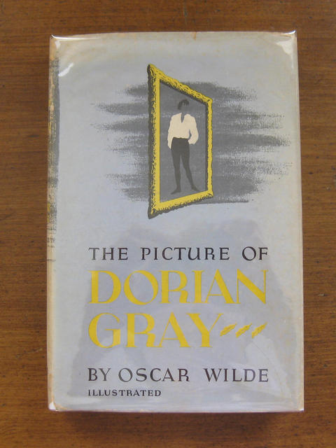 <i>The Picture of Dorian Gray</i>, by Oscar Wilde