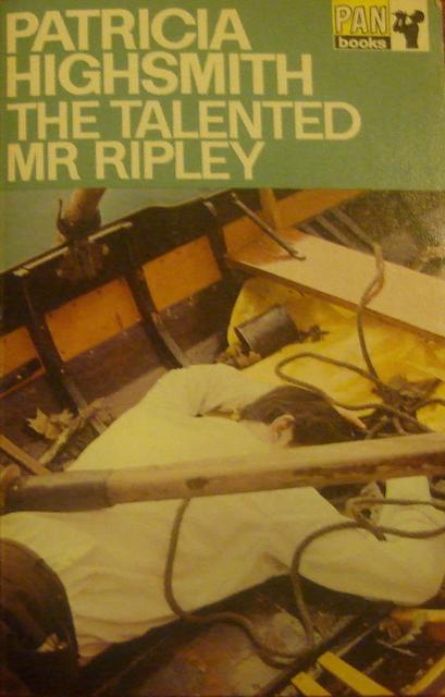 <i>The Talented Mr. Ripley</i>, by Patricia Highsmith