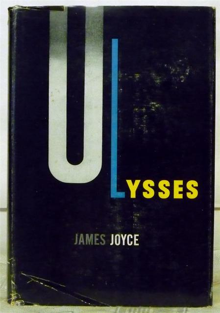 &lt;i&gt;Ulysses&lt;/i&gt;, by James Joyce