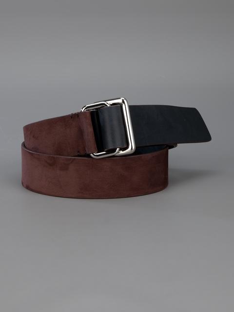 Two-Tone Belt