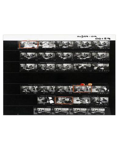 Beatles Contact Sheet