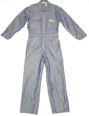 Herringbone Mechanics Coveralls