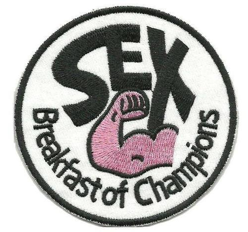 Sex, Breakfast of Champions Patch