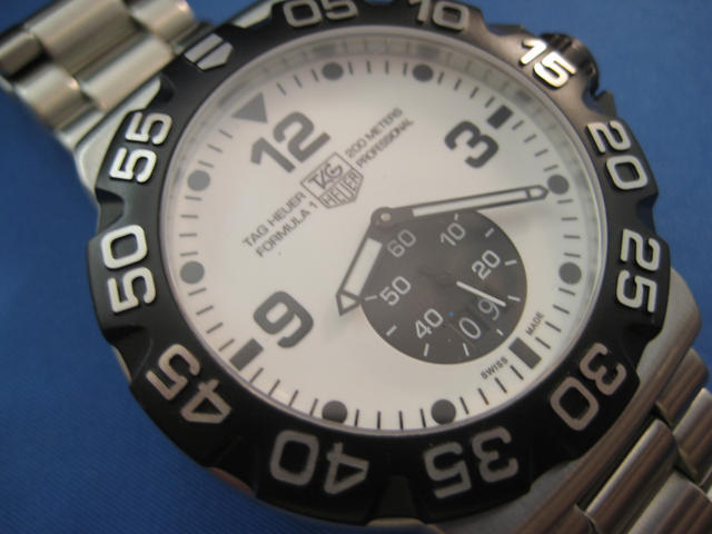 Formula 1 Model Watch