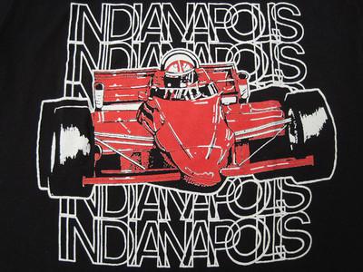 Vintage Indianapolis 500 T shirt