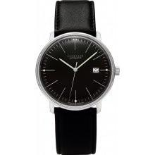 Black Dial Automatic Watch