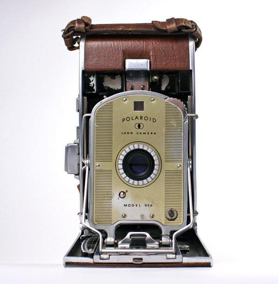 Land Camera Model 95A