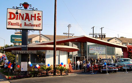 Dinah's Family Restaurant, 6521 Sepulveda Blvd Los Angeles
