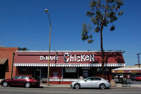 Dinah's Family Restaurant, 4106 San Fernando Rd., Glendale. California