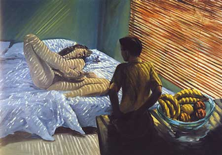 Bad Boy, Eric Fischl, 1981
