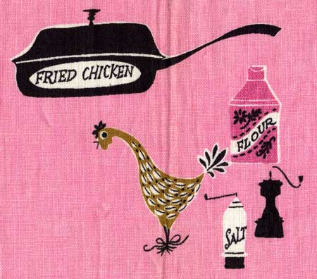 Fried Chicken, Pat Prichard