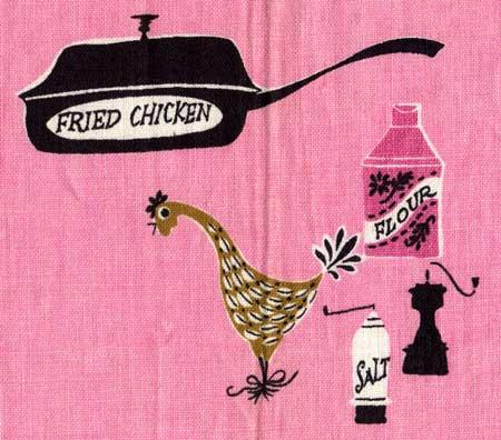 Fried Chicken, Pat Prichard