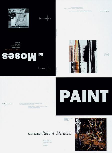 Poster, LA Louver Gallery