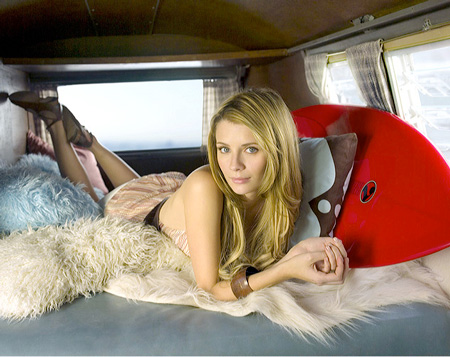 Mischa Barton, Blake Little Photographer