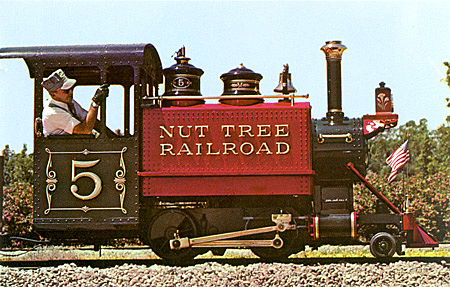Nut Tree Train, Vacaville, California
