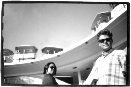 Noreen Morioka, Sean Adams, the Peoplemover, Tomorrowland