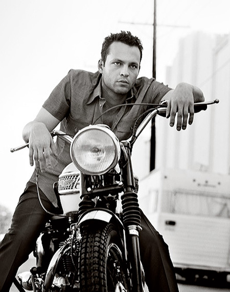 Vince Vaughn, Blake Little Photographer