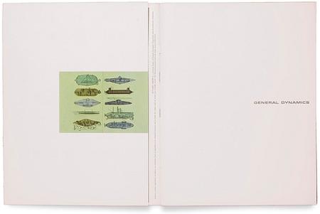 Annual Report, General Dynamics, spread