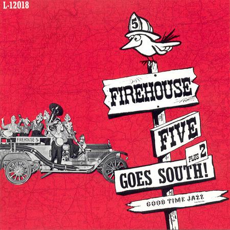LP cover, 1956