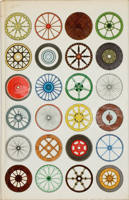 History of Transportation, cover