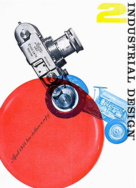 Industrial Design magazine cover