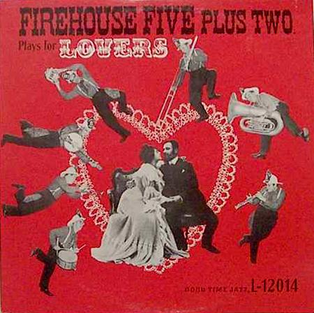 LP cover, 1955