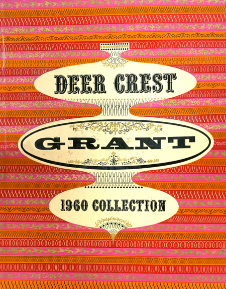 Deer Crest, Grant, 1960 Collection of Holiday Cards